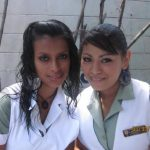 Iris Martínez y Verónica Platero desaparecieron el 29 de octubre cuando salían rumbo al Hospital de San Bartolo, donde realizaban prácticas.