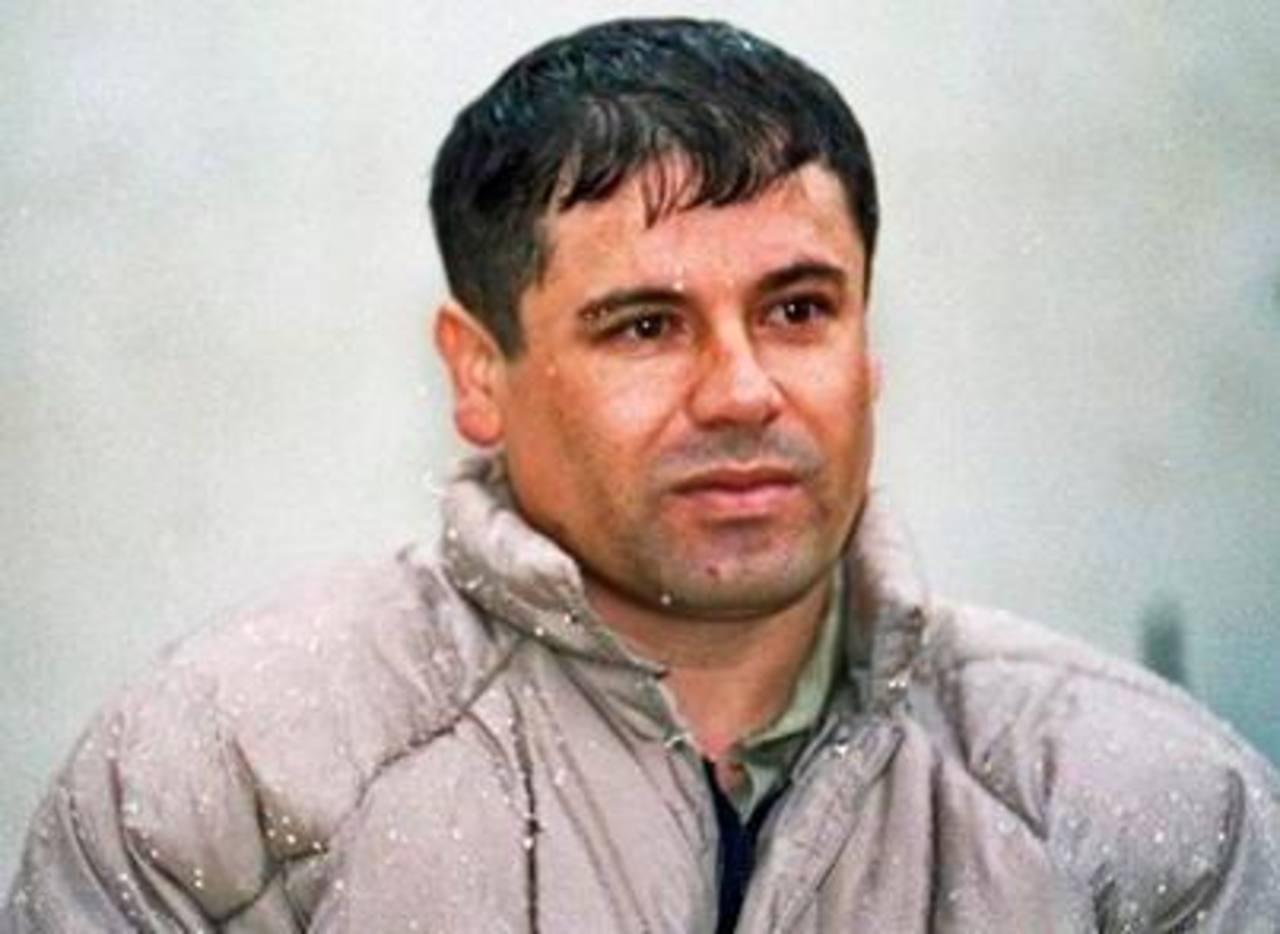 "Joaquín Guzmán, alias ""El Chapo"" Guzmán. Foto/ AP - Archivo"