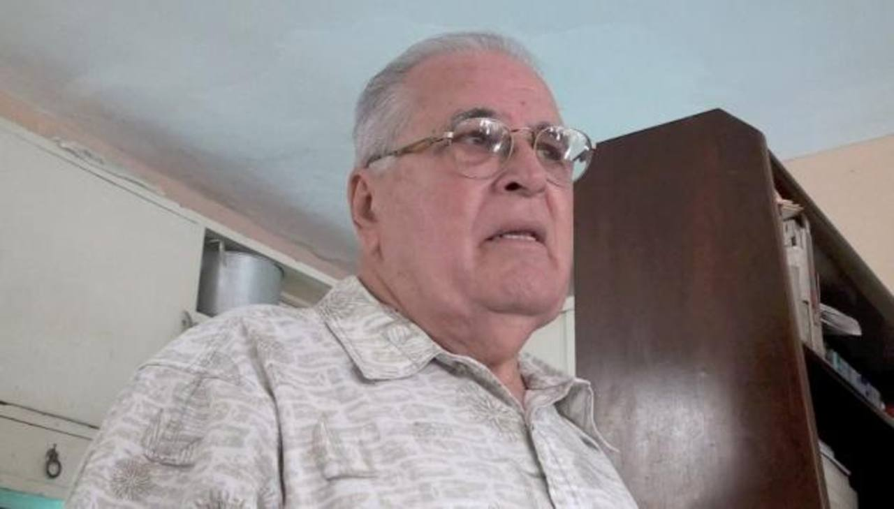 Elizardo Sánchez, dirigente opositor. foto edh / archivo