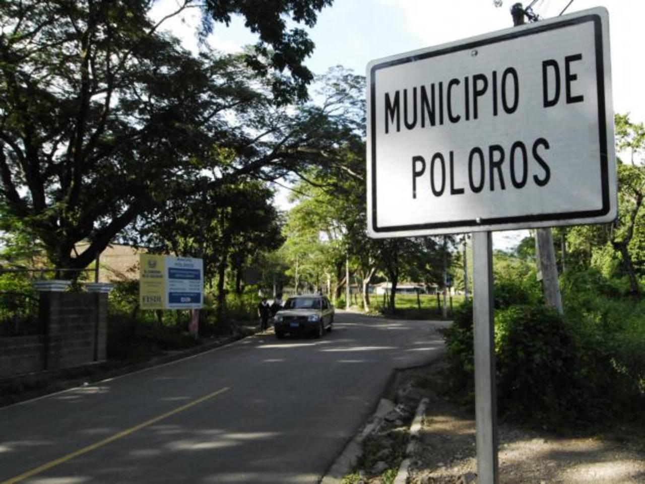 Los ciudadanos de Polorós se preparan para vivir al máximo sus festividades. Autoridades edilicias invitan a salvadoreños a compartir sus fiestas. Foto EDH / archivo