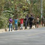 La PNC realizó un operativo en busca de los atacantes, pero no registró capturas.