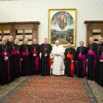 Las interrogantes sobre el comienzo del cónclave están en el aire desde que Benedicto XVI anunció el 11 de febrero su retiro del papado. foto edh /Ap