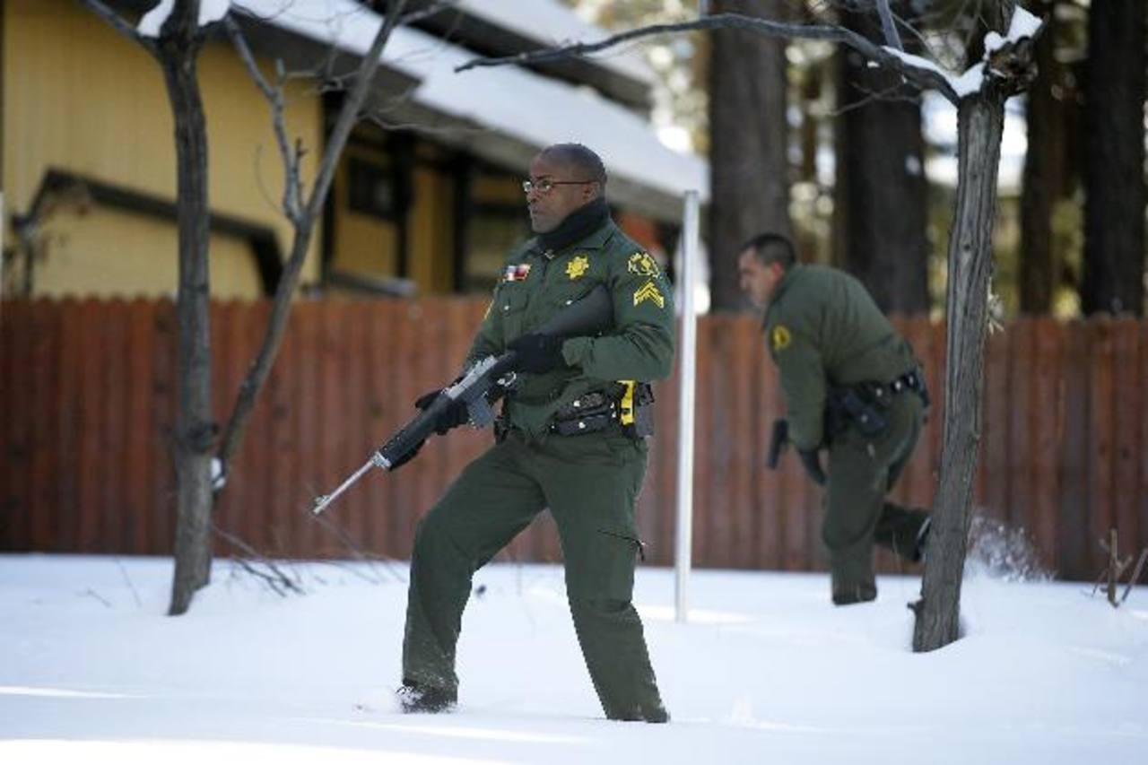 Las autoridades sospechan que Christopher Dorner, de 33 años, es el autor de una serie de crímenes. foto edh / Ap