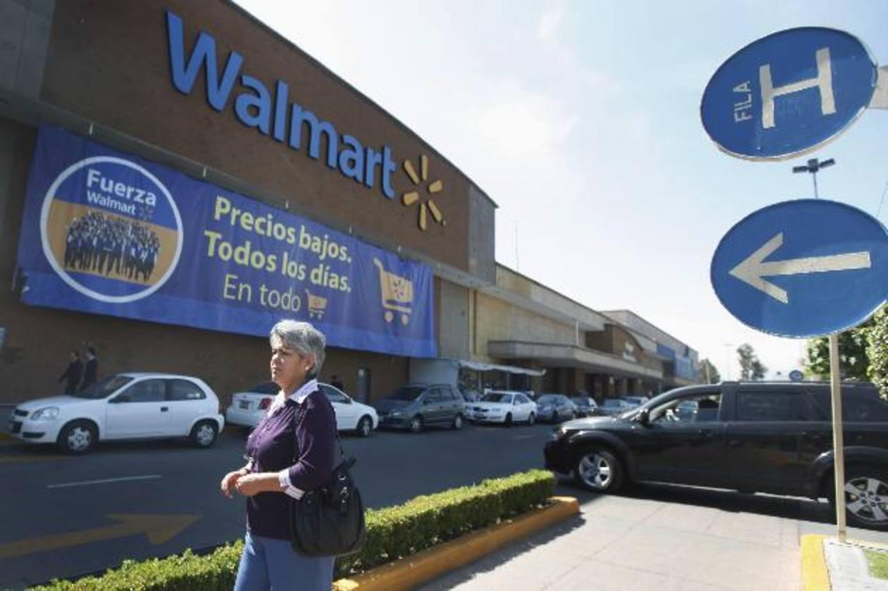 Walmart es una firma global con presencia en América Latina. Foto EDH/archivo