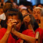 Con devoción miles de católicos participaron del Miércoles de Ceniza. Foto