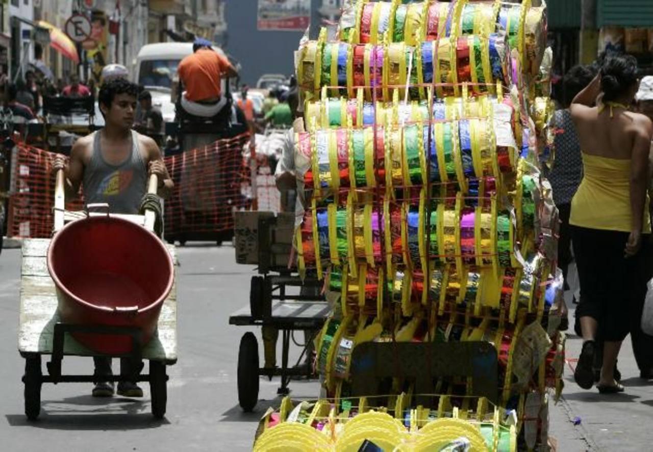 Economía de Perú ha crecido en los últimos años. Foto EDH
