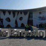 El congreso mundial de telefonía móvil se realizó en la Feria de Barcelona, España. FOTO EDH.