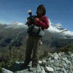 Luis Choy, de 39 años, y fotógrafo del diario El Comercio, fue asesinado frente a su casa. Foto tomada de diariocorreo.pe