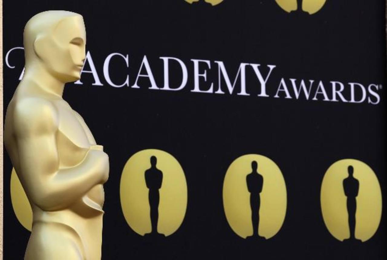 Los premios Oscar se entregarán el 24 de febrero. Foto/ Archivo