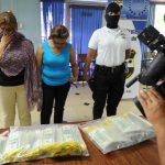 Las hermanas Roncacio Rodríguez son acusadas del delito de lavado de dinero, según la PNC. Foto EDH / Leonardo González