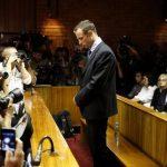 Pistorius libre bajo fianza. FOTO EDH