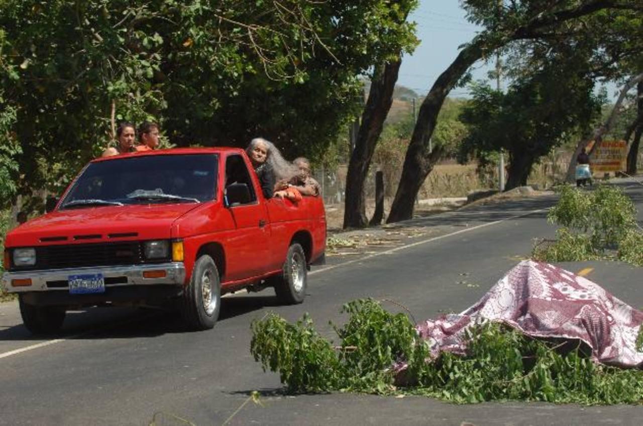Cristóbal Antonio Mejía murió al instante tras recibir un golpe en la cabeza. Foto EDH / Miguel Villalta