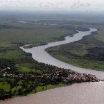 El río San Juan, limítrofe entre Nicaragua y Costa Rica. Foto/ Archivo