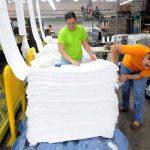 El sector textil representa el 86 % de las empresas que funcionan bajo el régimen de Zonas Francas, según la Asociación Salvadoreña de Industriales. foto EDH / archivo