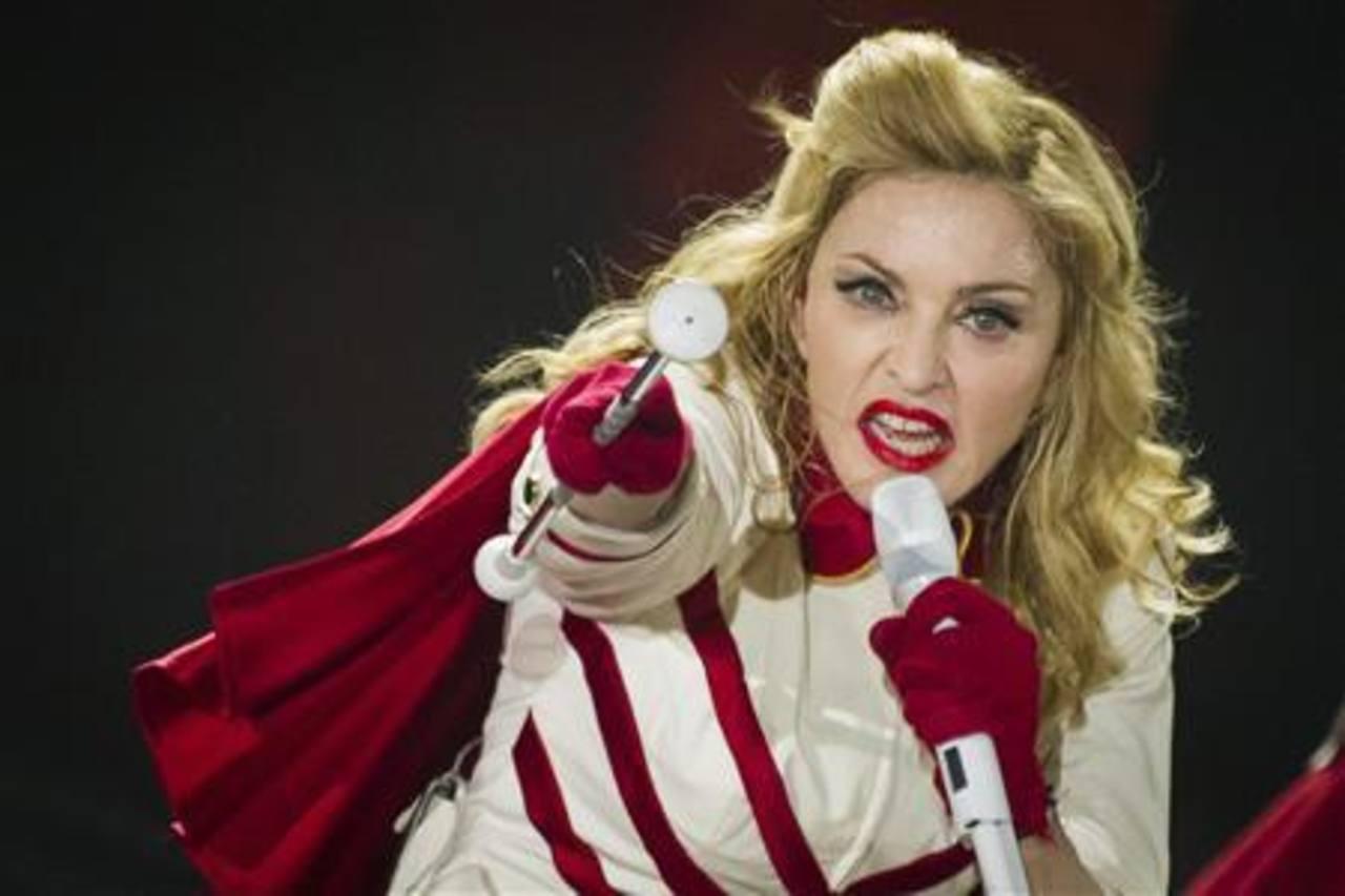 """La cantante de """"Material girl"""", de 54 años, encabezó la lista anual de la revista Billboard. Foto EDH"""