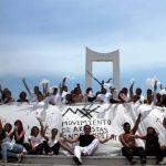 El Movimiento de Artistas Independientes se ha manifestado contra la Secultura desde mediados desde 2012.