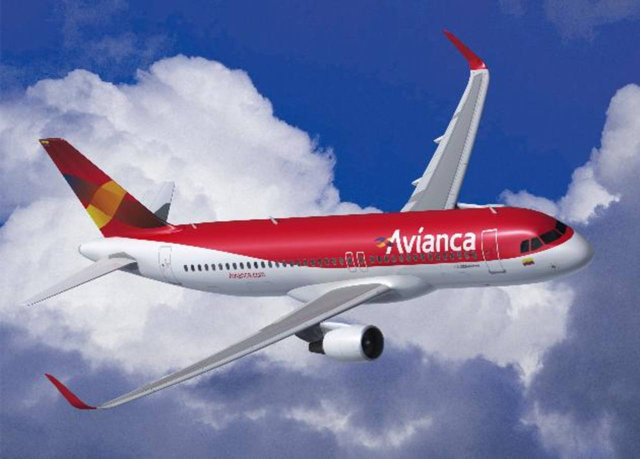 Avianca espera 74 nuevos aviones Airbus. Foto edh