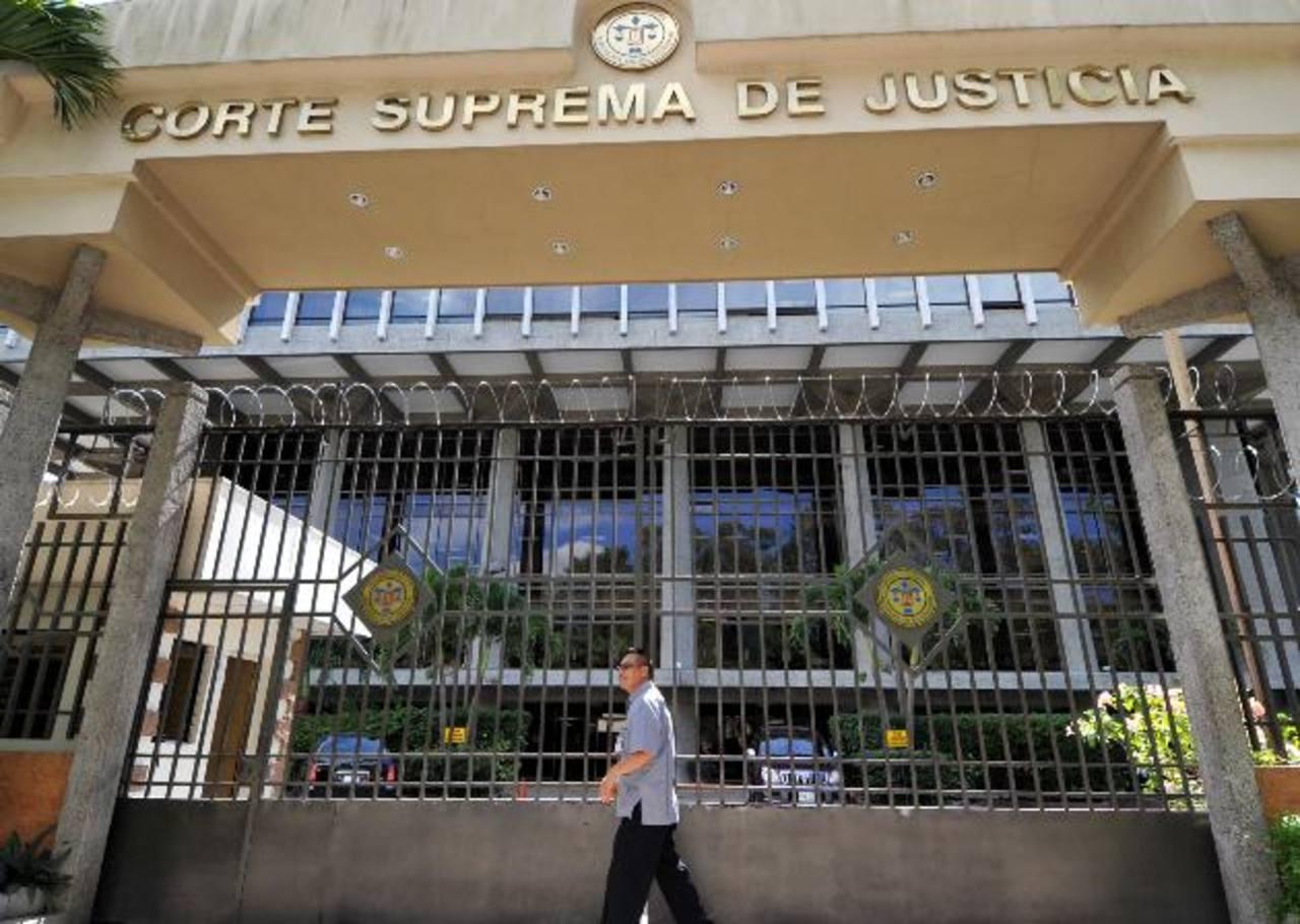 La nueva administración tiene siete meses de trabajo entre conflictos y diferencias entre algunos magistrados, según fuentes judiciales. Foto EDH / Archivo.