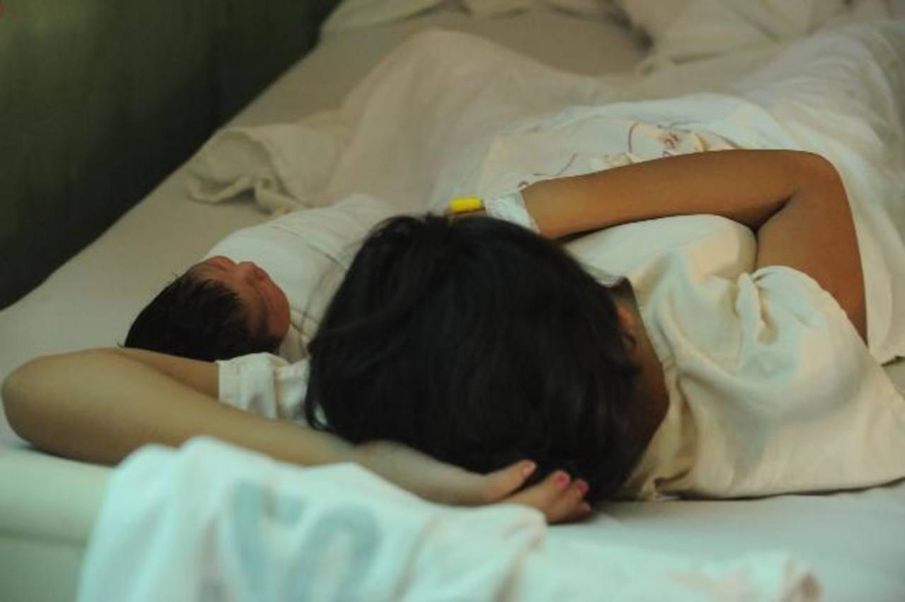 Los partos en jovencitas son uno de los principales problemas de salud. Foto EDH / archivo