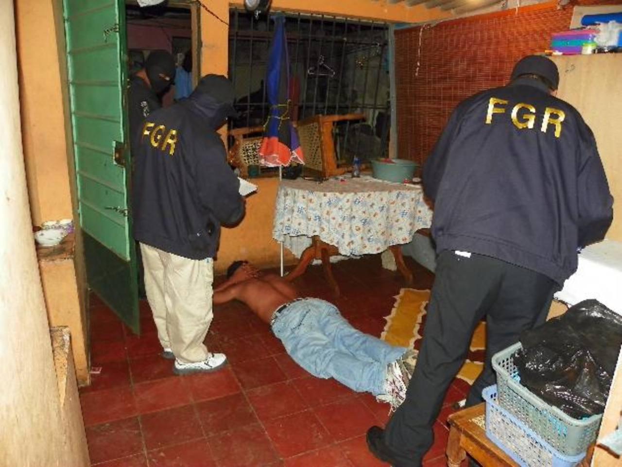 Los asesinatos que se les imputan a los capturados fueron cometidos en San Antonio del Monte. Foto EDH / Cortesía FGR