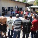 Además de los capturados, la Fiscalía sumará nuevos delitos a otros 18 sujetos que ya están presos. Foto EDH / Claudia Castillo