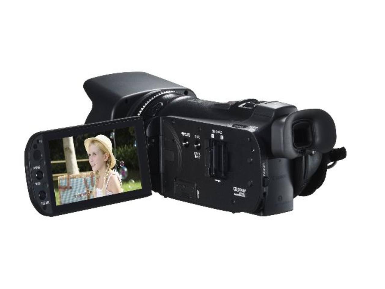 Canon amplía la línea Vixia