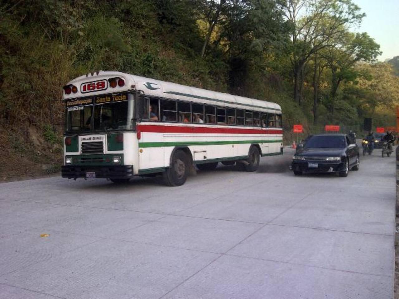 Las autoridades confían en que el tráfico por la zona sea más sencillo y se reduzcan congestionamientos. foto edh / cortesía