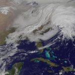 La potente tormenta de nieve afecta a millones de personas en el noreste de Estados Unidos. FOTO EDH