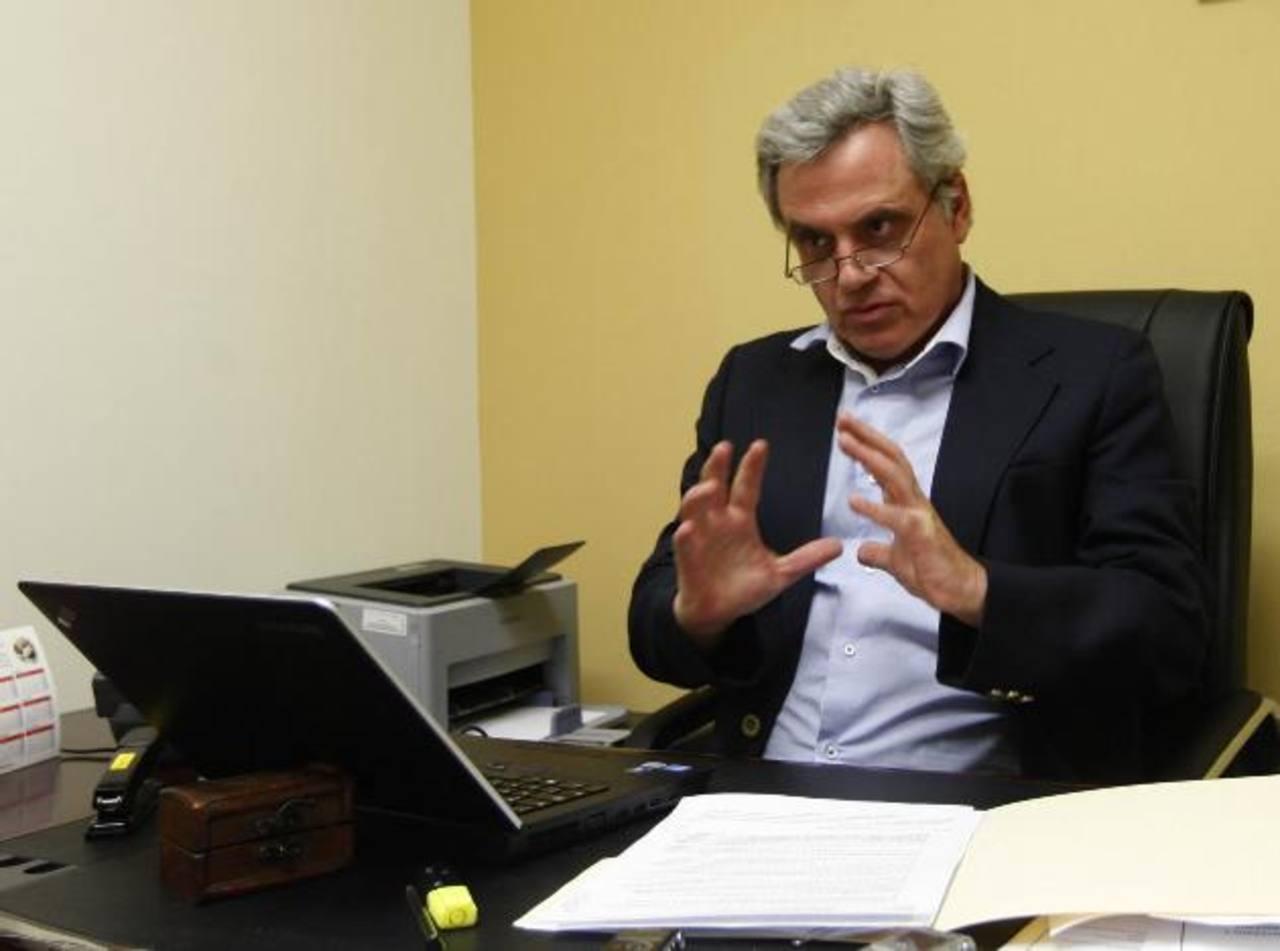 Rodríguez ha defendido la LAIP como un logro en transparencia pero no ha dicho nada sobre los cambios que la debilitan.