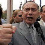 El general retirado y candidato presidencial de Paraguay, Lino Oviedo. Foto/ AP - Archivo