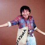 Aniceto Porsisoca era reconocido por su peculiar manera de vestir y su bolsa de yute. Foto/ Archivo