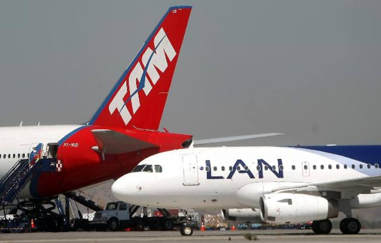 Especialmente subieron los vuelos domésticos. Foto edh