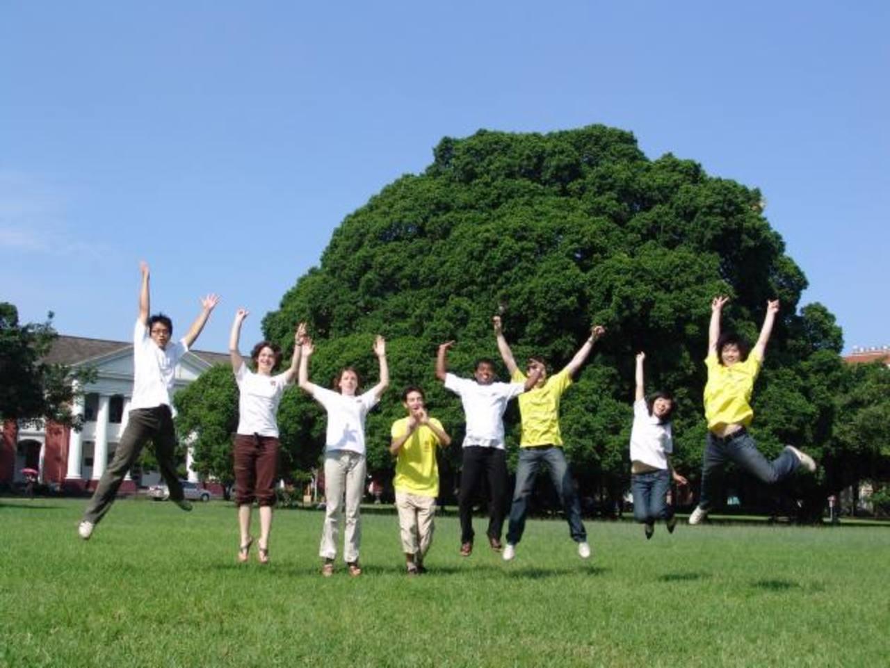 Para triunfar como becario en la República China Taiwán es indispensable ser positivo, perseverante y tener mente abierta.