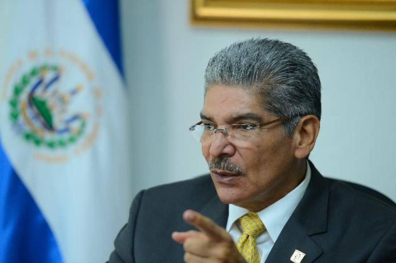 Quijano dijo que una vez evalúen los resultados de la encuesta sobre el candidato a vicepresidente, lo anunciará. edh / archivo