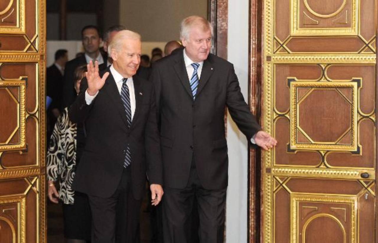 Biden: EE.UU. dispuesto a conversar con Irán