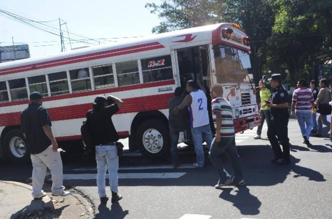 Dueños de buses confían en la empresa Subes