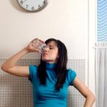 La deshidratación afecta la concentración