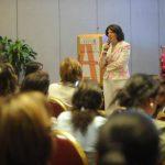 Patricia Debeljuh ha escrito libros sobre mujer y liderazgo. Foto EDH / Lissette Monterrosa