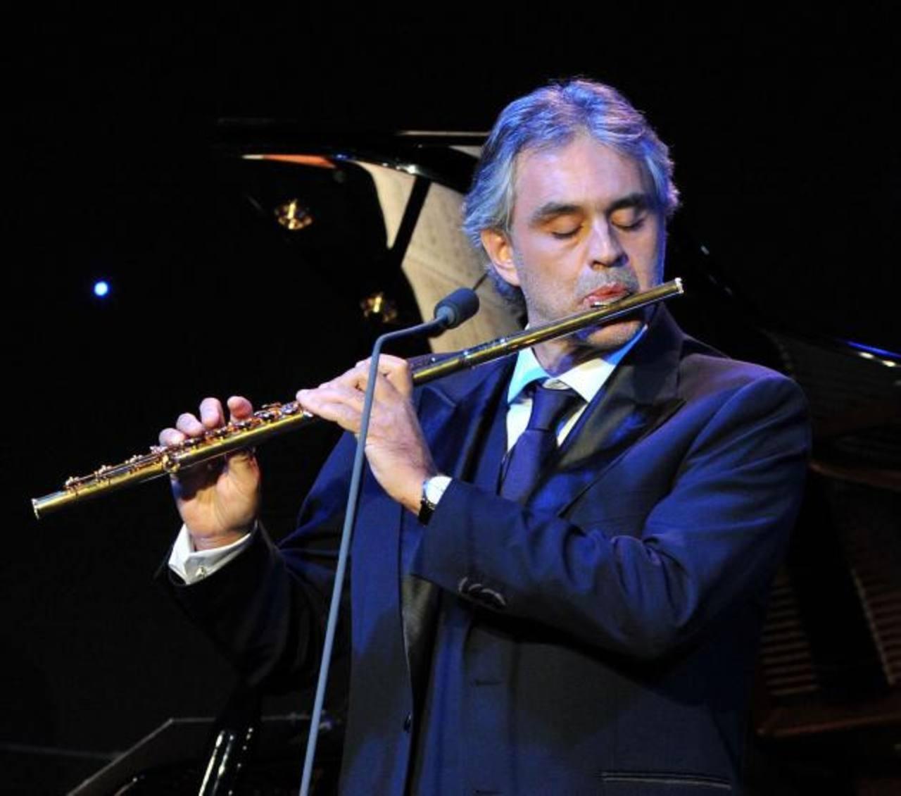 Andrea Bocelli hará su debut en los cines más selectos a nivel mundial con un concierto íntimo y único, solo en Cinépolis.