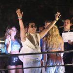 Celebridades se la están pasando de lo mejor en Brasil