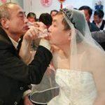 Las fotos de una boda gay en China prenden el Internet
