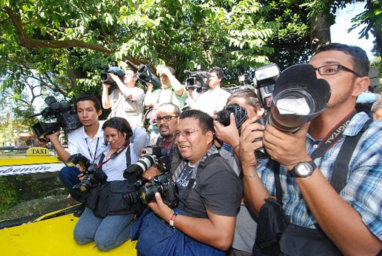 Las reformas a la LAIP limitan la investigación de los medios de comunicación, han señalado analistas. Foto EDH / ARCHIVO
