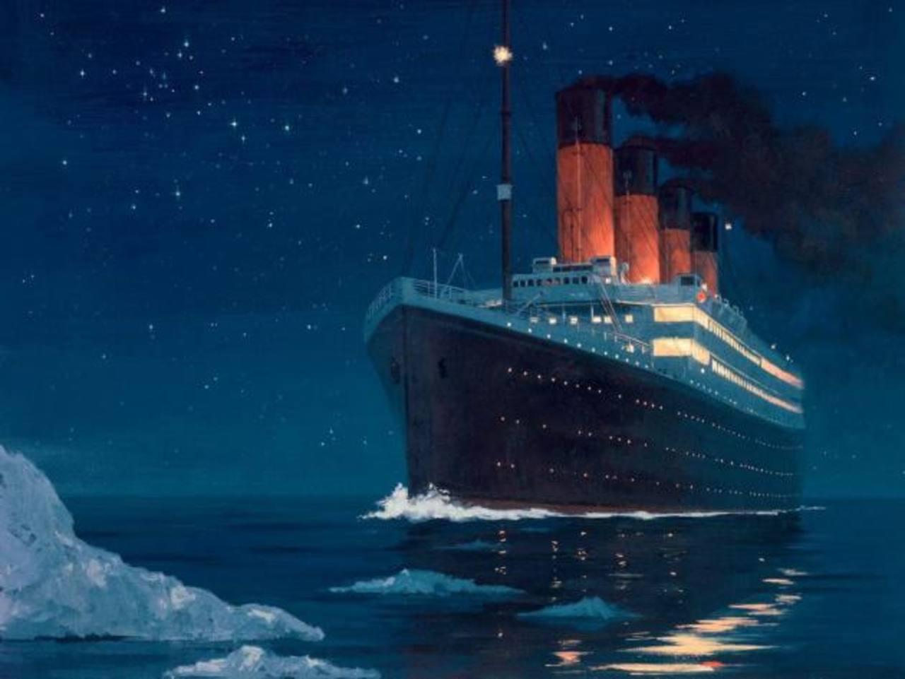 Naviera taiwanesa construirá una réplica del Titanic