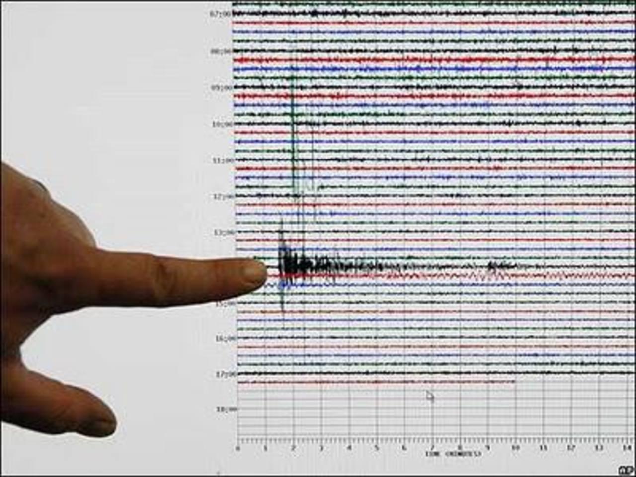 Continúa enjambre sísmico en La Unión