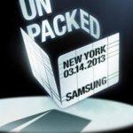 Samsung presentaría el Galaxy S IV en marzo
