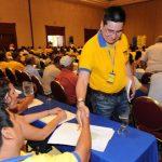 Douglas Avilés fue electo nuevo secretario general del CD. FOTO EDH/ARCHIVO