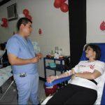 Las donaciones ayudarán para abastecer el banco de sangre del hospital San Juan de Dios. Foto EDH / milton jaco