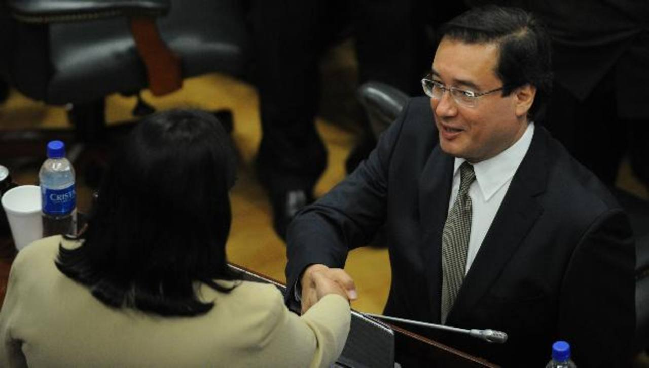 El fiscal General, Luis Martínez, no entregará información sobre investigación que se sigue a exfiscal Romero Barahona.