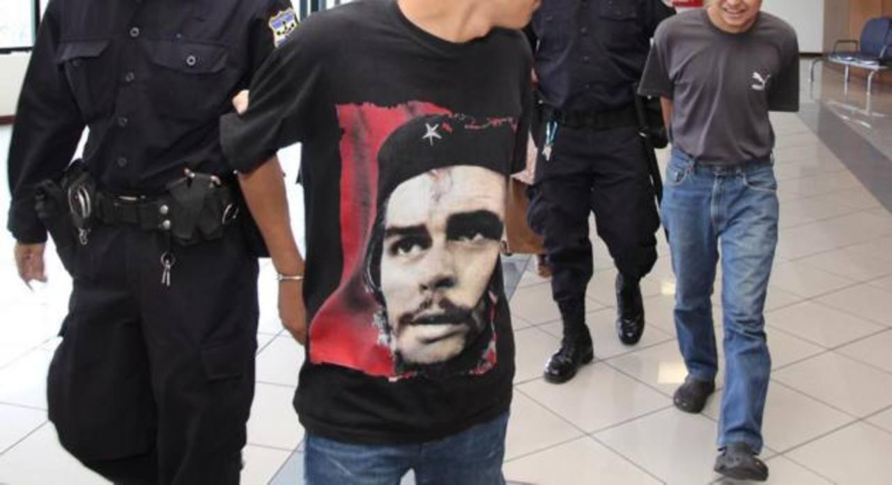 Las condenas oscilan entre los cinco y ocho años de prisión. FOTO EDH