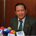 Portillo durante sus años en la Fiscalía. FOTO EDH/ARCHIVO